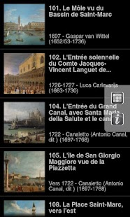 Canaletto-Guardi - screenshot thumbnail