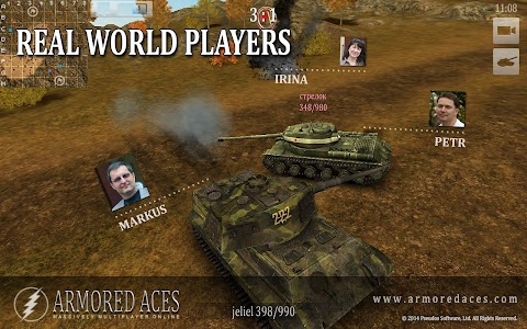 Armored Aces - 3D Tanks Online v1.2
