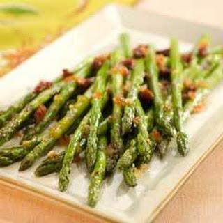 Elegant Roasted Asparagus