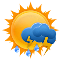 Live Weather logo