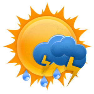 Live Weather Pro 天氣 LOGO-玩APPs