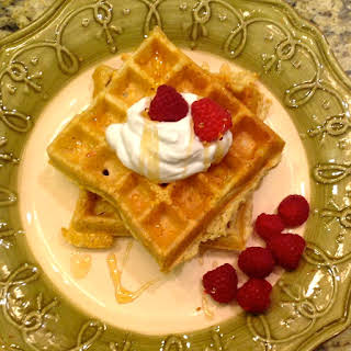 Protein Waffles.