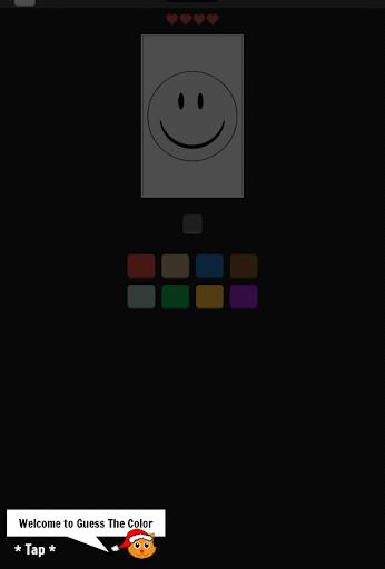 Проверь память - угадай цвет