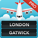 Gatwick Flight Information Pro icon