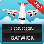 London Gatwick Airport LGW Pro