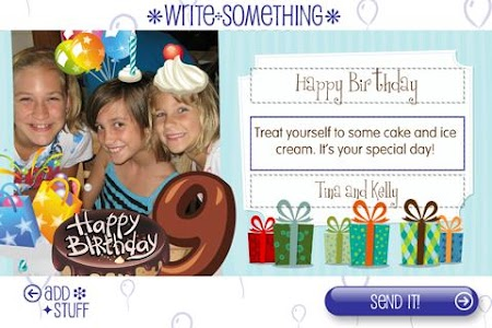 Build-a-Card: Birthday Edition screenshot 3