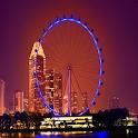 Cute wallpaper Ferris wheel. icon