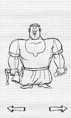Draw easy: Cartoon Cossacks Android Education