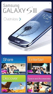 Galaxy SIII Retail Mode- screenshot thumbnail