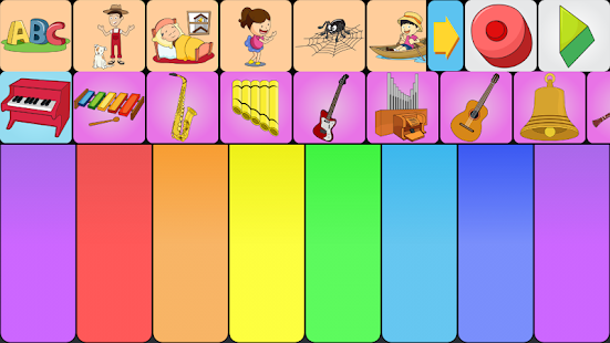 Kids piano app- screenshot thumbnail