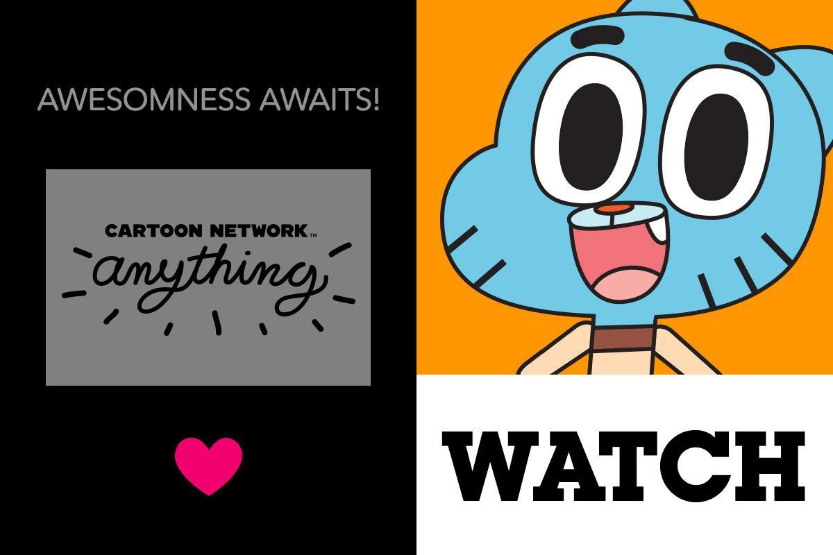 Cartoon Network Anything -