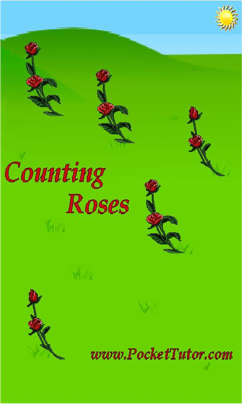 Counting Roses- screenshot
