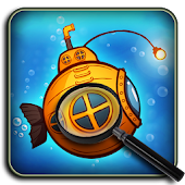 Nautilus. Hidden objects