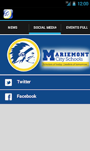 Mariemont School District- screenshot thumbnail