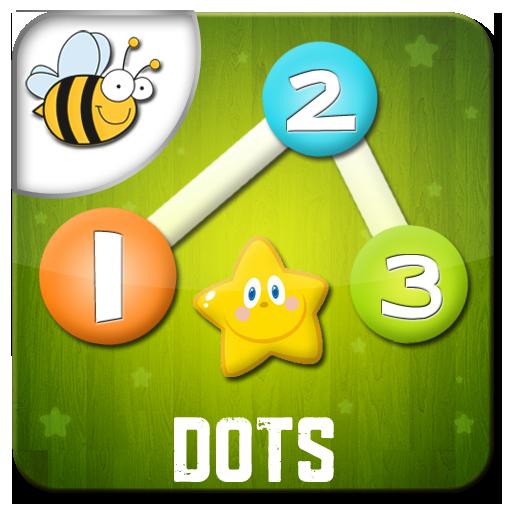 子供は、ドットのゲームを接続する 解謎 App LOGO-APP開箱王