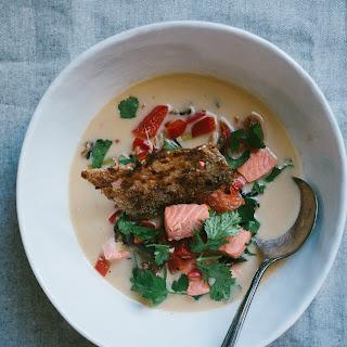 Thai-Style Salmon Chowder.