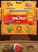 Screenshot of Crazy Kangaroo