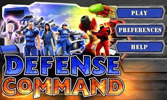 Screenshot of Defense Command Full