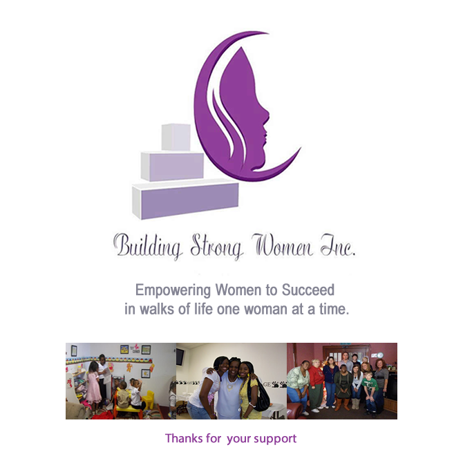 Building Strong Women Inc.- screenshot