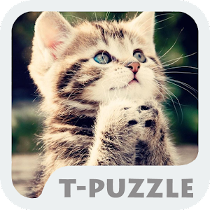 T-Puzzle:Kitty Baby [3 modes] for PC and MAC