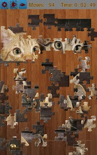 Cats Jigsaw Puzzles- screenshot thumbnail