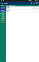 Screenshot of Note Stacks Pro (Notebook)