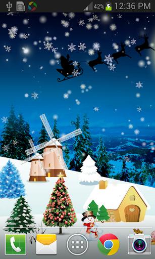 圣诞节动态壁纸免费(PRO)