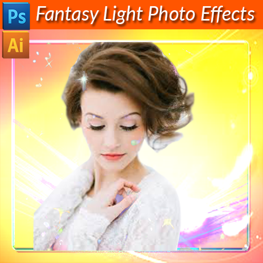 Fantasy Light Photo Effects