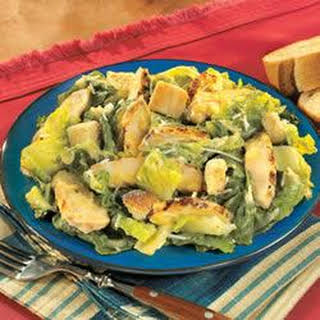 Campbell's® Grilled Chicken Caesar Salad.