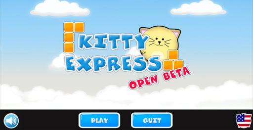 Kitty Express - Physics Game