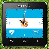 Watchface Argentina (Sony SW2)