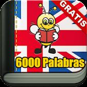 Aprender Inglés 6000 Palabras