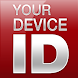 Your device id is