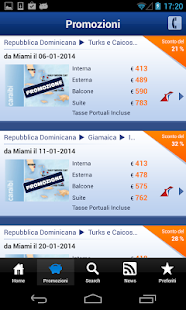 Ticketcarnival - Crociere- miniatura screenshot