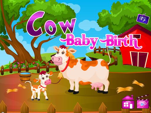 牛出生的女孩遊戲