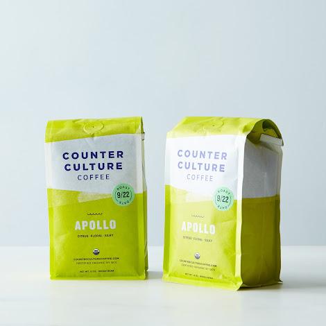 Apollo Counter Culture Coffee (2 Bags)