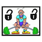 A workout Checklist Unlock icon