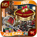 Hidden Object Street Christmas icon