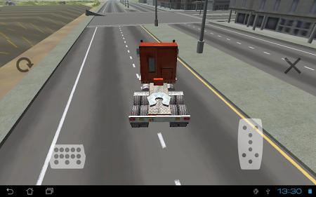 Truck Driving Simulator HD 1.1 screenshot 85982