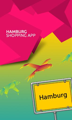 Hamburg Shopping App
