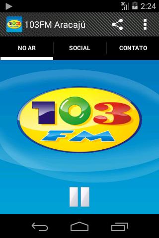 103FM Aracaju
