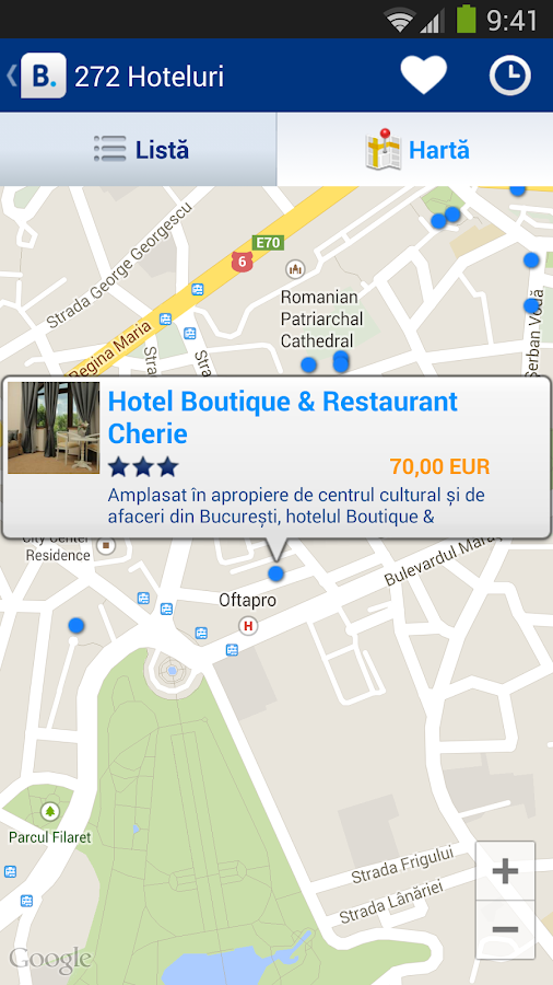 Booking.com 430.000+ hoteluri - screenshot
