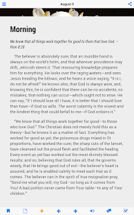 Morning And Evening By Charles Spurgeon Lite Apps On