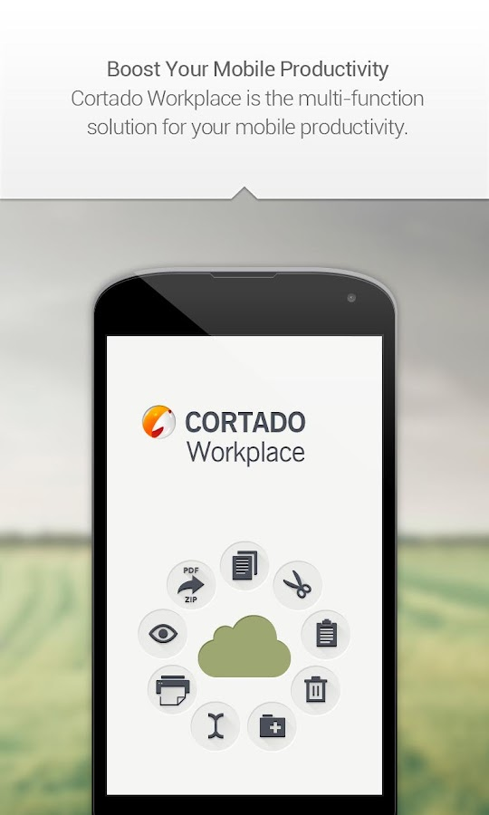 Cortado Workplace - screenshot