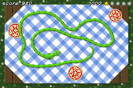 Pizza Snake - змейку Screenshot