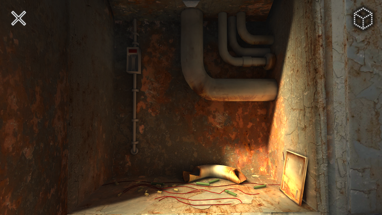 Lost Echo- screenshot