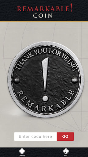 Remarkable Coin