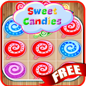 Sweet Candies Free Match 3