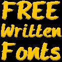 Write Fonts FlipFont Gratuit icon