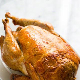 Mom's Roast Turkey.